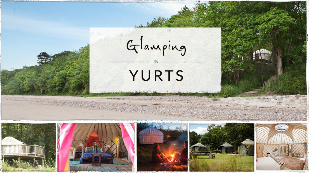 Already thinking of Yurting for your camping or glamping?